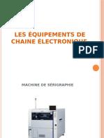 Les Équipements de Chaine Électronique