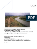 Asset_management for Irrigation Scheme