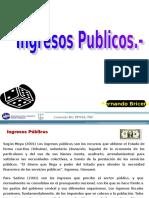 Finanzas Públicas (Tema 03) Ingresos Publicos