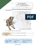 B.2 Teste Diagnóstico Portugal Nos Séculos XV e XVI 1
