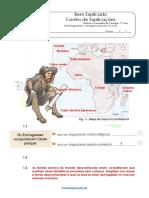 B.2 Teste Diagnóstico Portugal Nos Séculos XV e XVI 1 Soluções