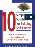 10 Simple Solutions to Build Self Esteem