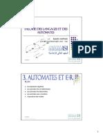 TLA - CH02 - Automates Finis Et Expressions Regulieres