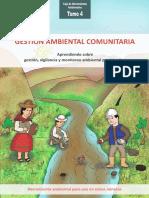 Tomo 4- Gestion Ambiental Comunitaria
