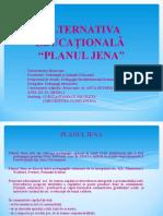 PPT Planul Jena 1