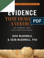 Evidence Demands a Verdict Sampler