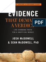 Evidence Demands a Verdict Sampler
