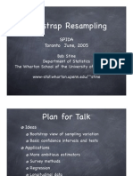 Ppt of Bootstrap by Spida_2010