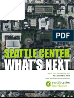 Seattle Center - What's Next Final Report - 2016