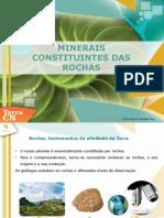 Minerais Constituintes Das Rochas (1)