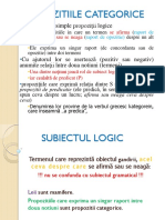 PROPOZITIILE-CATEGORICE