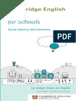 A2 KET for Schools