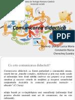 Comunicarea Didactică Salvat Automat