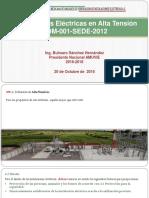 Aspectos Fundamentales a Considerar en Instalaciones Elèctricas en Alta Tensiòn (NOM).pdf