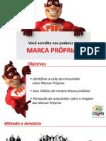 Estudo Marcas Próprias GS&MD
