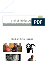 END OF LIFE ISSUES.ppt