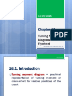 Ch16 Turning Moment Diagrams and Flywheel 2017