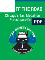 Chicago's Taxi Medallion Foreclosure Crisis