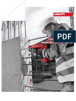 Post-Installed Rebar Guide Technical Information ASSET DOC LOC 7210535