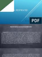 Fiziologia Respiratiei III