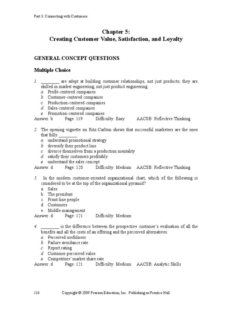 Kotler 13 Tif 05 | Customer Relationship Management | Sales