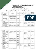 Programul Activ. Scoala Altfel 20162017
