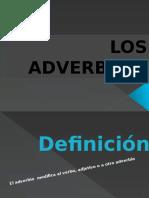 Presentacion Los Adverbios