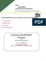 Notice Explicative l Ead 16-17