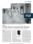 Apollo 8-The Thrilling Story of the First Mission to the Moon-Nature Book Review