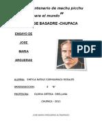 JOSE MARIA José María Arguedas