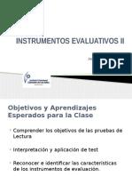 Clase 4 Instrumentos II