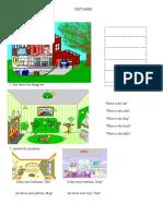Test Paper Clasa 3 Sem 2