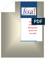 manual of food safety management system, fss act 2006.pdf