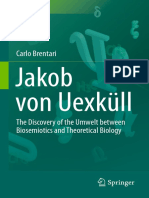 Carlo Brentari (Auth.)-Jakob Von Uexküll_ the Discovery of the Umwelt Between Biosemiotics and Theoretical Biology-Springer Netherlands (2015)