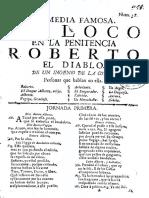 El Loco en La Penitencia Roberto El Diablo
