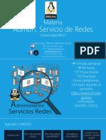Introduccion a los Servicios de Redes en Linux