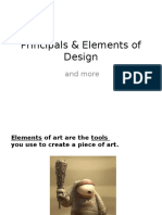view only principals   elements of design