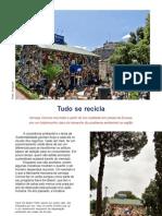 Inovações em Lojas - Save the Beach
