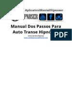 Manual de Auto Transe Hipnótico - Projeto Hipnoser - Documentos Google