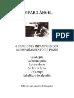 Canciones Infantiles Amparo Angel