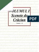 170664068 Part I Scenete de Craciun