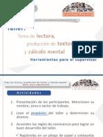 1 Presentacion Taller Herramientas MORELOS