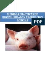 Medidas Practicas de Bioseguridad en Granjas Porcinas