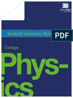College Physics Solution Some Exercises