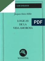 Lógicas de la vida amorosa [Jacques-Alain Miller].pdf