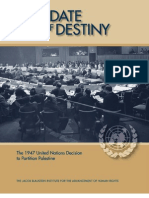 Mandate of Destiny