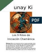 Manual Munay Ki 1 Preparacion