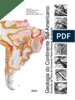 Geologia Do Continente Sul Americano