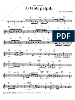 G. Rossini - Di Tanti Palpiti - (Tancredi)