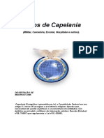 Dissertação Sobre Capelania